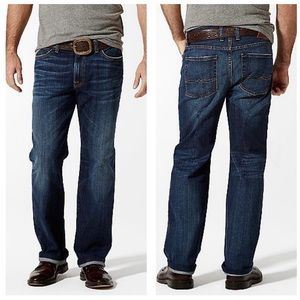 Men's Lucky Brand 361 Vintage Straight Jea…